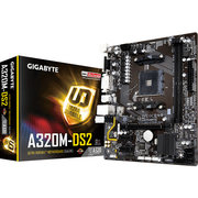 GIGABYTE GA-A320M-DS2 (rev. 1.0) фото